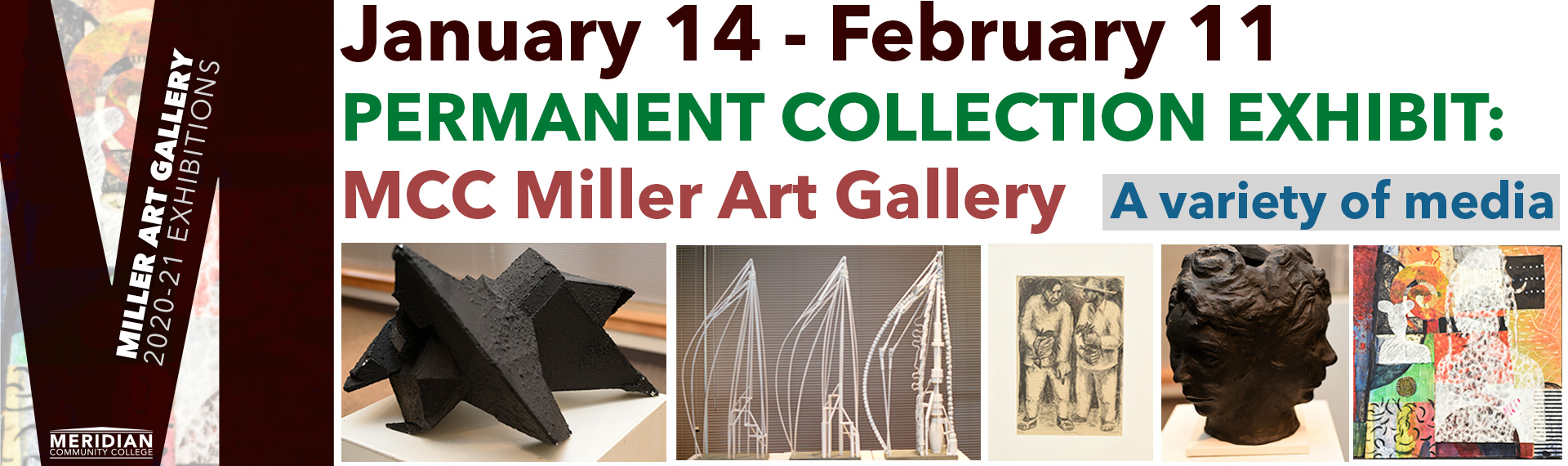 Miller Art Gallery Showing