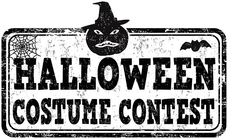 Movie Night and Costume Contest