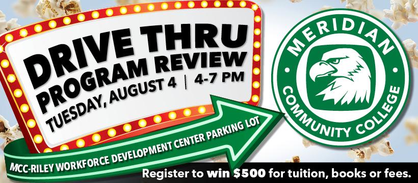 Drive Thru Program Review