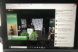 MCC 2020 Spring Graduation Ceremonies were held online.