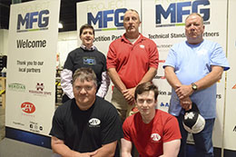 Project MFG is a collaboration of industry, academic and defense partners from around the country.