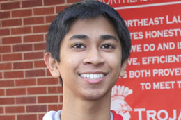 Veshal Konnar enrolled in MCC's General Physics class this summer, adding to his college credit count.